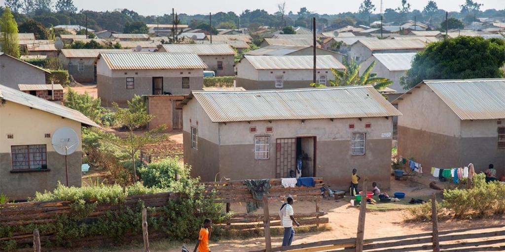 houses-village-zambia